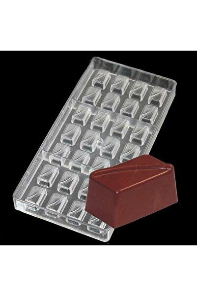 MENDELS Polikarbon Çikolata Kalıbı