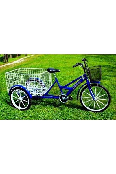 Ybs Kargo Jumbo Üçteker Bisiklet (sürpriz Hediyeli)