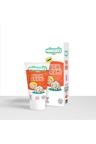 Minoris Baby Organik Pişik Kremi 110 gr