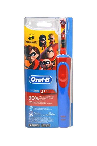 Oral-B Şarjlı Diş Fırçası Çocuk Incredibles