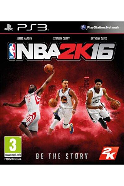 2K Games Nba 2k16 Ps3 Oyunu