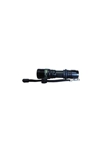 yopigo Watton 800 Metre Mesafe T6 Cree Led Şarj Edilebilir El Feneri