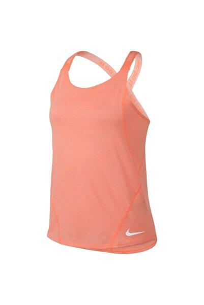 Nike Nıke G Nk Dry Tank Elstka Kız Çocuk Atlet Ah3955-827