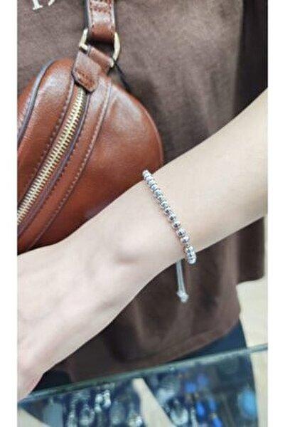Tiffany Gümüş Bileklik