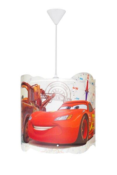 DISNEY Pixar Cars Dekoratif Tavan Lambası