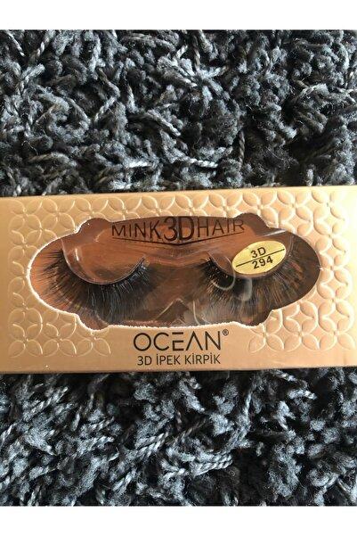 Ocean 3d İpek Kirpik 294 10 Kutu
