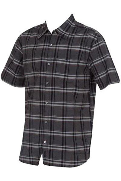 BİLLABONG Erkek Gri Kısa Kollu Gömlek