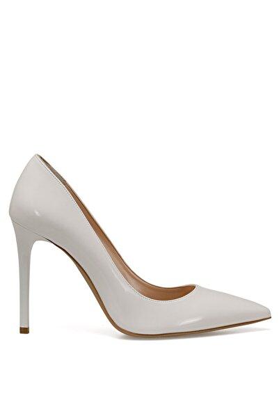 Nine West Beyaz Kadın Topuklu Ayakkabı