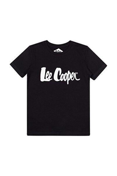 Lee Cooper Sıyah Erkek Çocuk Sweatshirt