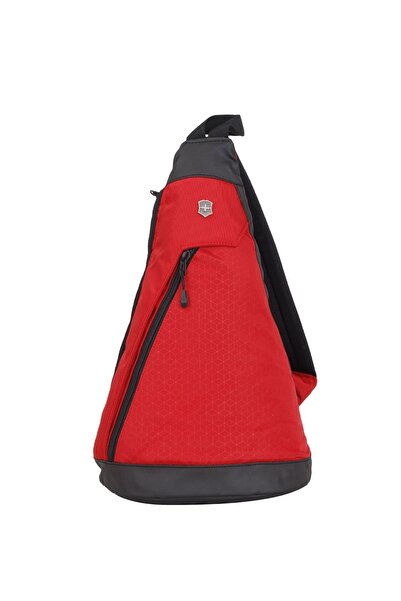 Victorinox Erkek Viztorinox Almont Orig Dual Compartman Sling Body Bag 606750