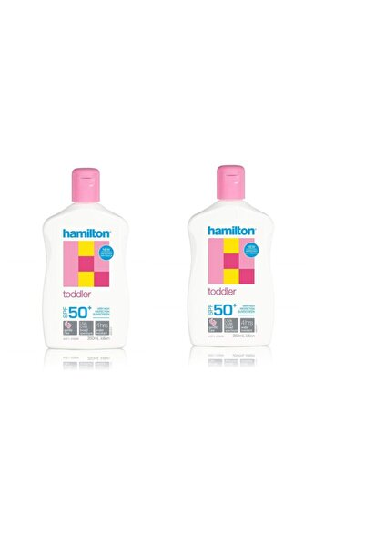 Hamilton Toddler Lotion Spf 50 250 ml 2 Adet