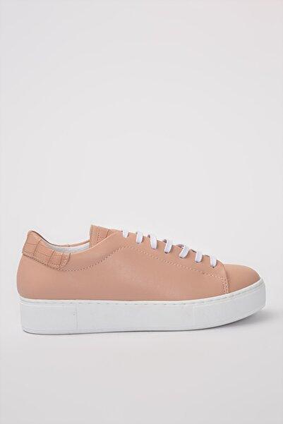 Yaya  by Hotiç Pudra-Powder Kadın Sneaker 01AYY601810A700