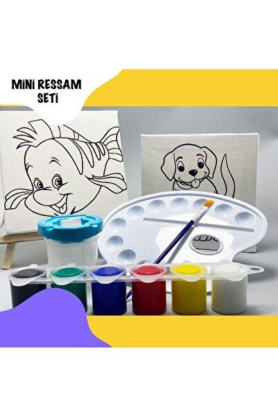 mika house Ressam Seti