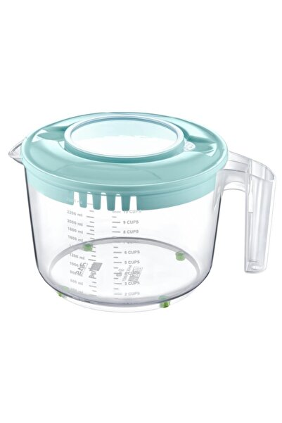 Angel Of Life Mixer Container With Lid (2500 Ml) - Kapaklı Mixer Kabı (2500 Ml)