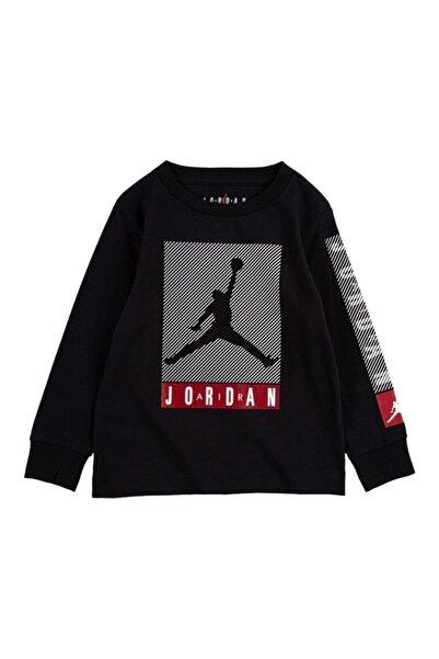 Nike Nıke Jordan Jdb Jumpman Blınds Ls Tee Çocuk Tişört
