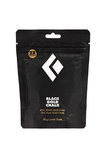 BLACK DİAMOND Black Dıamond 30 G Black Gold Loose Chalk Outdoor Magnezyum Tozu Beyaz