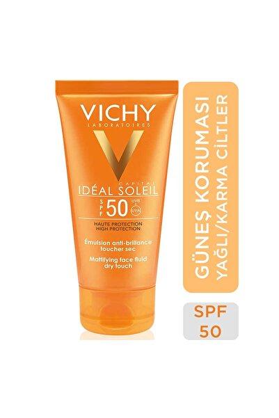 İdeal Soleil Dry Touch Spf50+ Güneş Koruyucu 50 ml