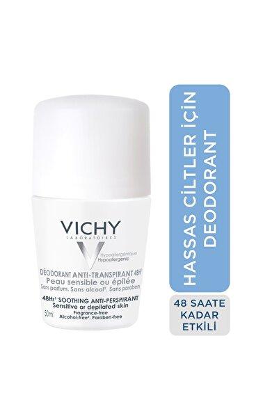 Vichy Sensitive Roll-On 48H 50 ml