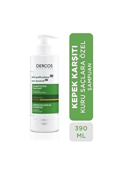Dercos Anti Dandruff Dry Kepek Karşıtı Bakım Şampuanı 390 ml