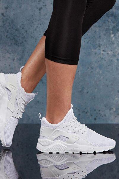 DARK SEER Beyaz Unisex Sneaker HR2.DS