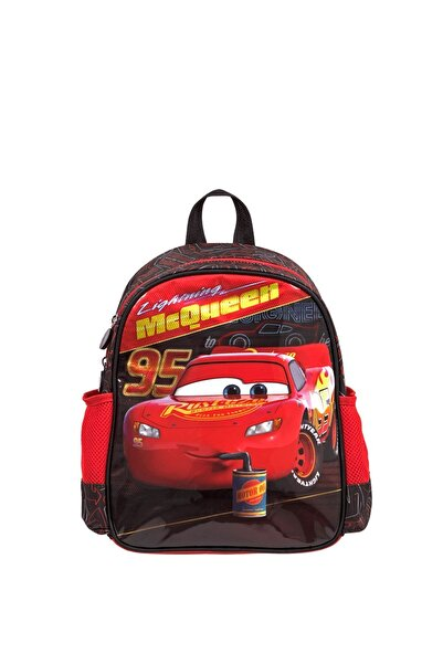 CARS Erkek Çocuk Mono Up Oil Speed Anaokulu Çantası 5079