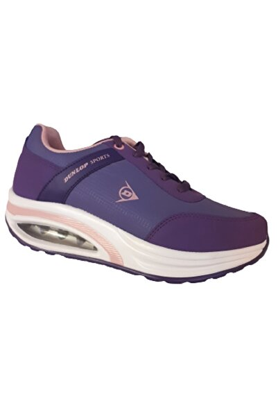 DUNLOP Dolgu Topuk Hava Tabanlı Yürüyüş Ayakkabısı