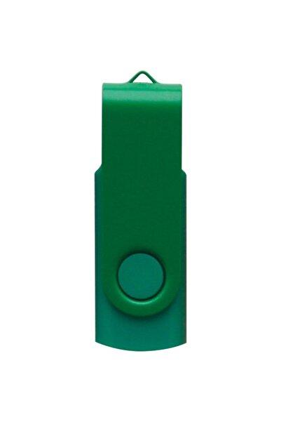 Ülker Reklam Promosyon Plastik Usb Bellek - 8113, 32 Gb, Yeşil