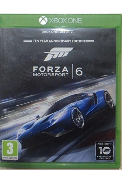 Microsoft Studios Forza Motorsport 6 Xbox One