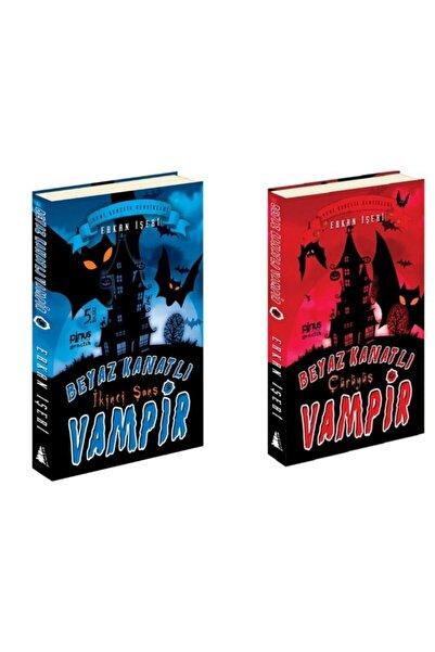 Pinus Kitap Beyaz Kanatlı Vampir 3 Ikinci Şans / Beyaz Kanatlı Vampir 4 Çürüyüş ( 2 Kitap Set )