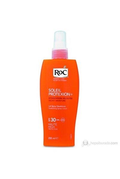 Roc Soleil Protexion Lotion Spray Spf 30 200 Ml Güneş Losyonu