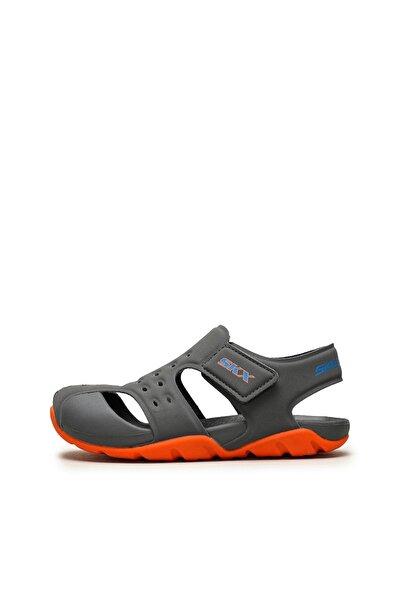 SKECHERS 92330l Ccor Sıde Wave Çocuk Spor Sandalet