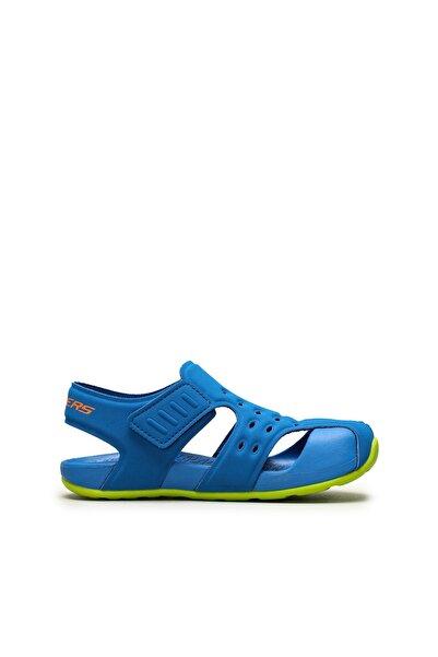 SKECHERS 92330l Bllm Sıde Wave Çocuk Spor Sandalet