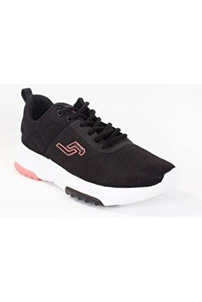 Kadın Spor Ayakkabı 24879 Siyah-somon pembe 20S04024879
