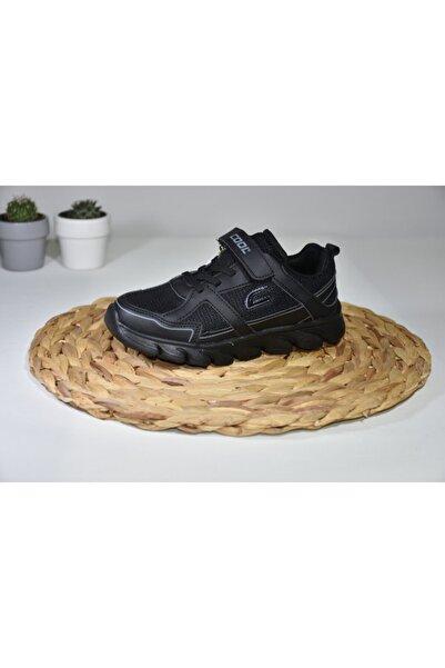 I COOL Erkek Çocuk Siyah Spor Ayakkabı