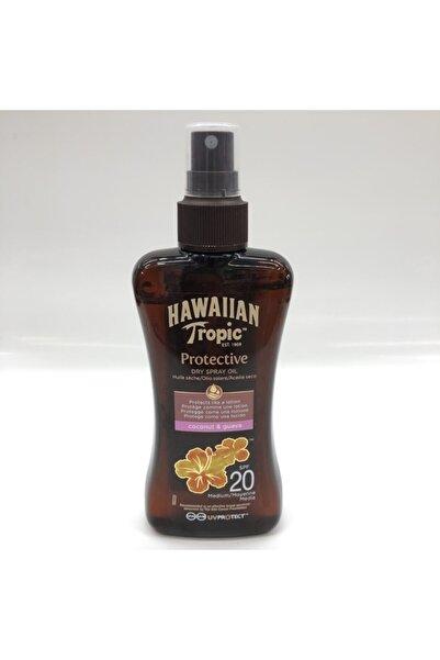 Hawaiian Tropic Bronzlaştırıcı Yağ F20 Faktör 200 ml ART0000010020
