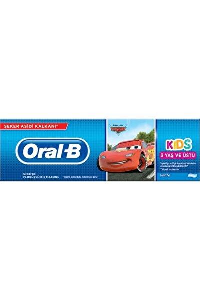 Oral-B Car Çocuk Diş Macunu 75 Ml 3 Yaş Ve Üstü