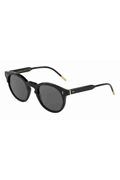 Dolce & Gabbana 4329 501/r5 50 Ekartman Unisex Güneş Gözlüğü