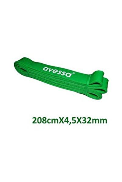 Latex Güç Bandı Direnç Lastiği Yeşil Lpb32
