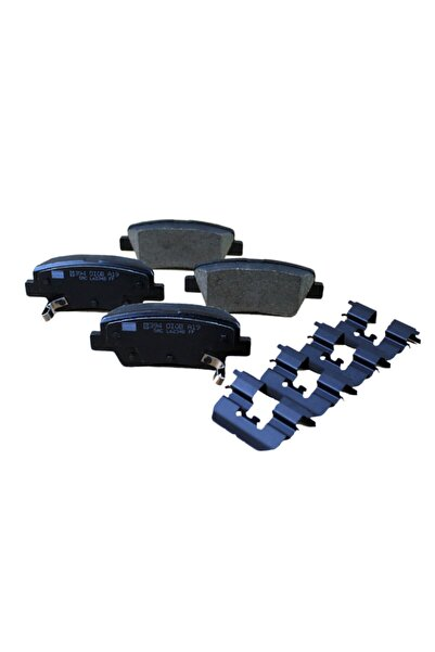Hyundai Accent Set, Fren Balataları Arka 583021ra30