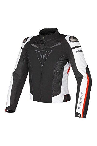 Dainese Super Speed Tekstil Mont Black White Red