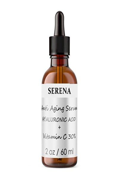 Serena Anti - Aging Cilt Serumu Büyük Boy 60ml