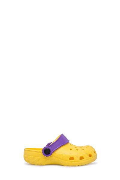 Çocuk Sarı Sandalet E012p000