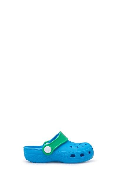 Çocuk Mavi Sandalet E012p000