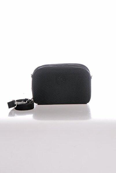 SMART BAGS Kadın Siyah El Çantası