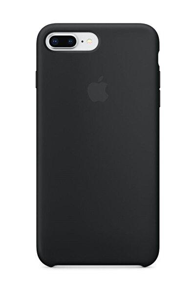 Iphone 7 Plus / 8 Plus Silikon Kılıf Siyah Iphones7pb