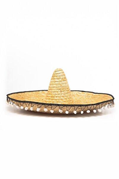 OnMyHead Geniş Meksika Şapka