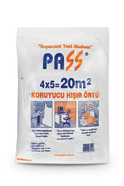 PASS 20m2 Koruyucu Hışır Örtü