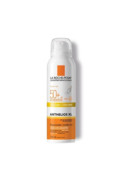 La Roche Posay Anthelios Xl Ultra Light Spf 50+ Spray Ppd 25 200ml