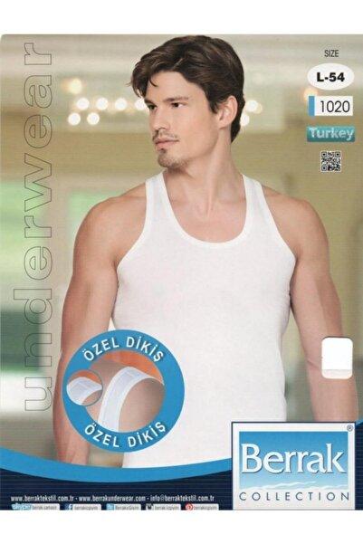 Berrak 1020 Formalı Erkek 2'li Paket Özel Dikişli Atlet