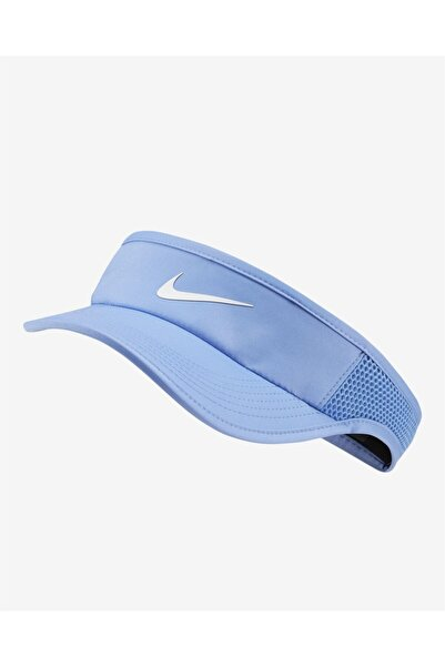 Nike Aerobill Featherlight Tenis Şapka 899656-478 Mavi